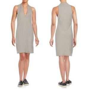 NWT James Perse Henley tank dress size M
